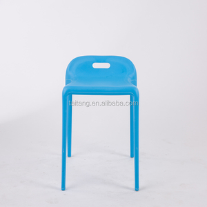 Stackable kids plastic chair leisure chair