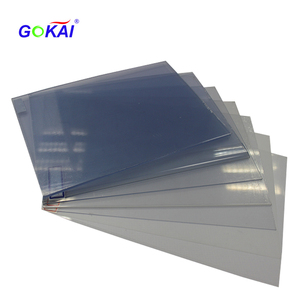 0.15mm clear pvc sheet pvc rigid plastic sheet
