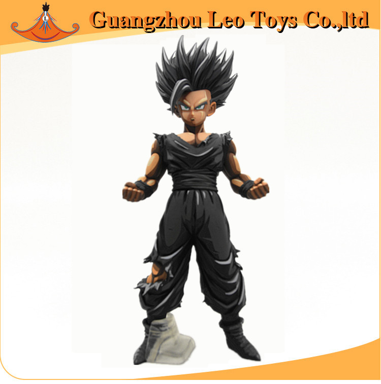 Dragon Ball Z Chocolate MSP Son Gohan 23cm Dragonball Sepcial version Anime Figures PVC Action Figure Toy