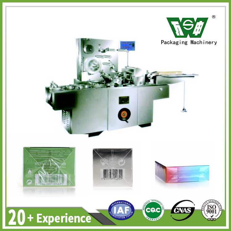 Best Quality High Quality Materials Automatic Gift Wrapping Machine