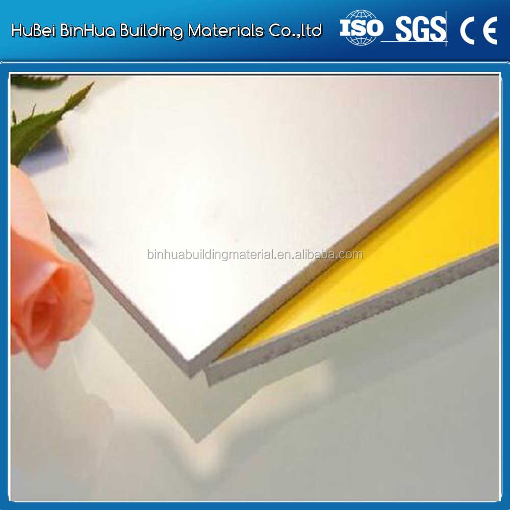 fire proof 4mm alucobond, aluminum plastic composite boards