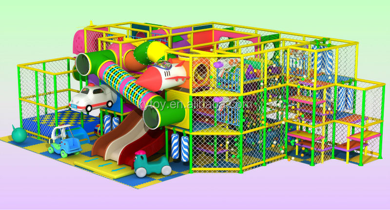 Indoor play sets kids play set kid indoor playground for for Indoor play area for sale