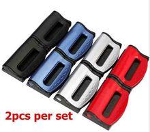 Car seat belts regulator pregnant belt clip, the beautiful gift  4Color for all car 2pcs per set