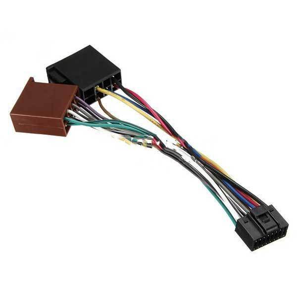 bigbee cheap 16pin iso car stereo audio wiring harness. Black Bedroom Furniture Sets. Home Design Ideas