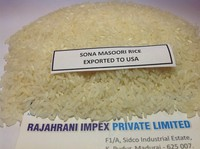FIRST QUALITY SONA MASURI RICE IN EXPORTERS TO UNITED STATES OF AMERICA