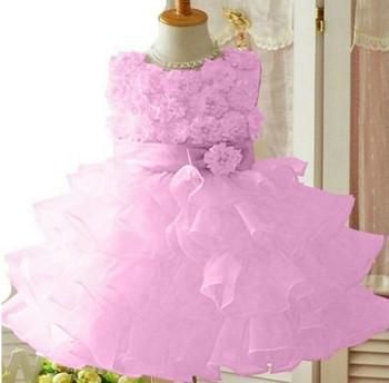 Mode Phantasie Baby Kleid Hochzeit Kleid Design Kinder Neue Mädchen ...