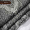 Soft Curtain Jacquard 100 Polyester Tricot Fabric