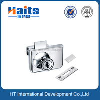 New model zinc alloy chrome plated drawer file cabinet lock