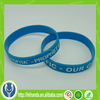 Cheap custom pretty nice adjustable silicon wristband