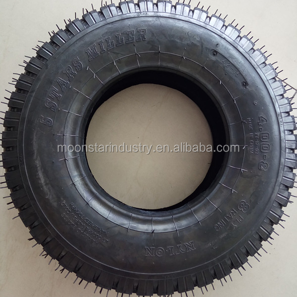 bajaj tuk tuk motorcycle tires 4.00-8 tyres made in china scooter tire