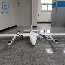 power line inspection 25 kg gasoline UAV VTOL Fixed Wing UAV