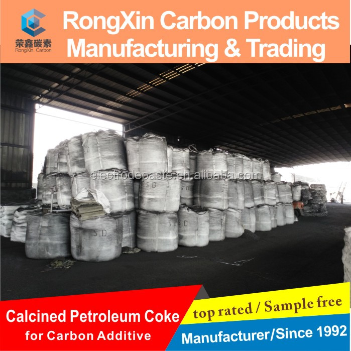 Manufacturer Supply Calcined Patroleum Coke on Sale with Best Price