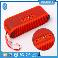 Mini Bluetooth Portable Wireless Home Theater Party Sound 3D stereo Music 3 inch subwoofer speaker