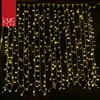 Competitive Price colorful christmas outdoor wedding party curtain light