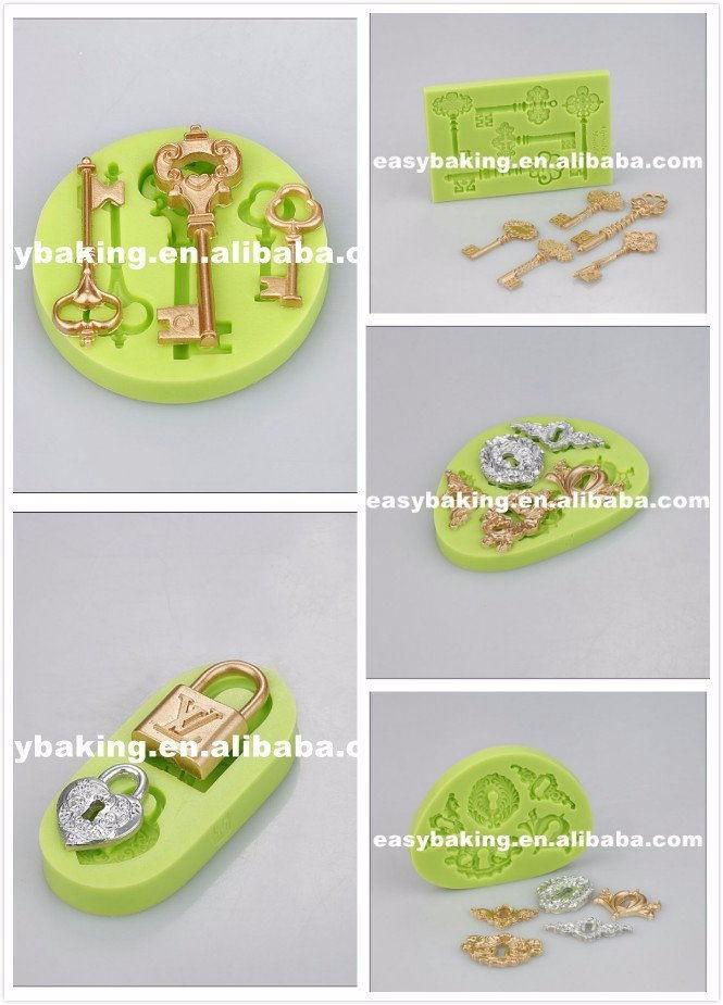 keys shape silicone fondant mold.jpg
