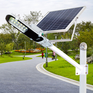 Solar Energy 12W Solar Led Street Lights Public Square/Park/Plaza