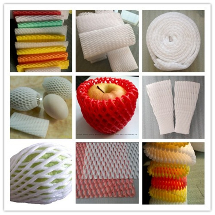 China Factory Food Grade Epe Fruit Packing Protection Foam Mesh ...