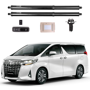 For Toyota alphard vellfire 30 Electric tailgate Rear tail box modified  automatic lifting tailgate Wholesale auto parts SUV MPV