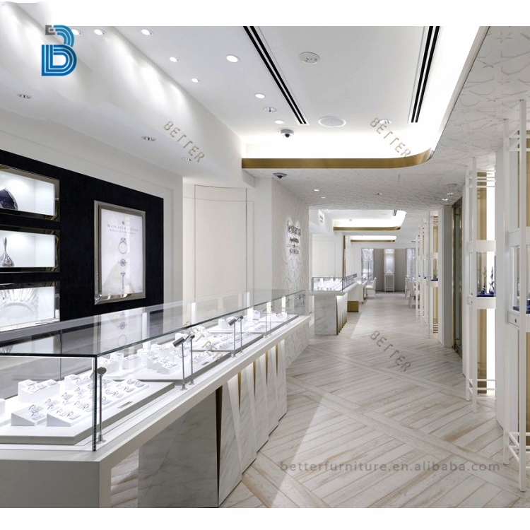 Factory Direct Sale Pandora Jewelry Display Showcase Furniture For