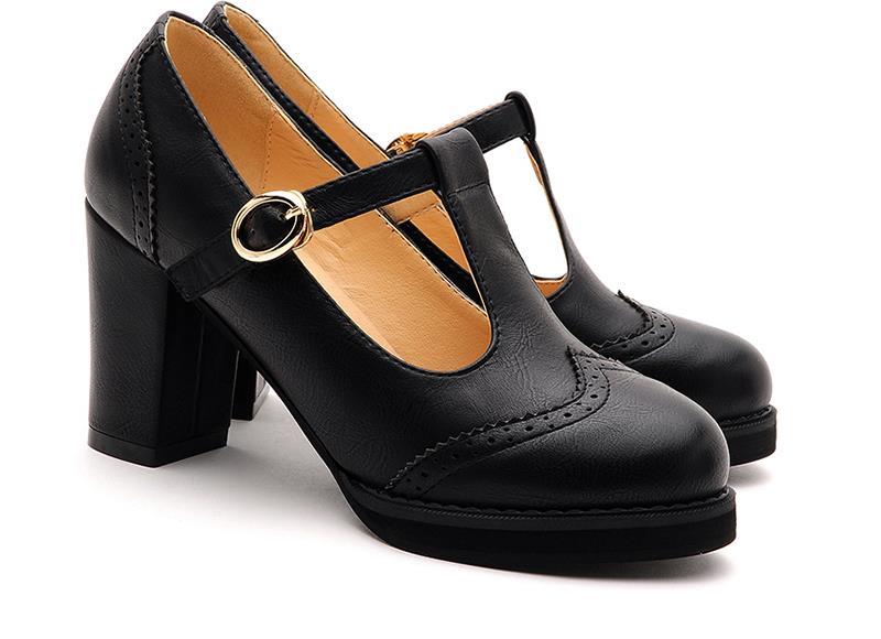 af405edb2aa Cheap Mary Jane High Heel Shoes Women, find Mary Jane High Heel ...
