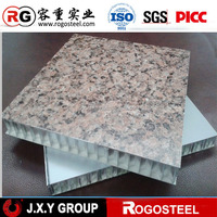 good sale panel wall plywood marble aluminum honeycomb panel