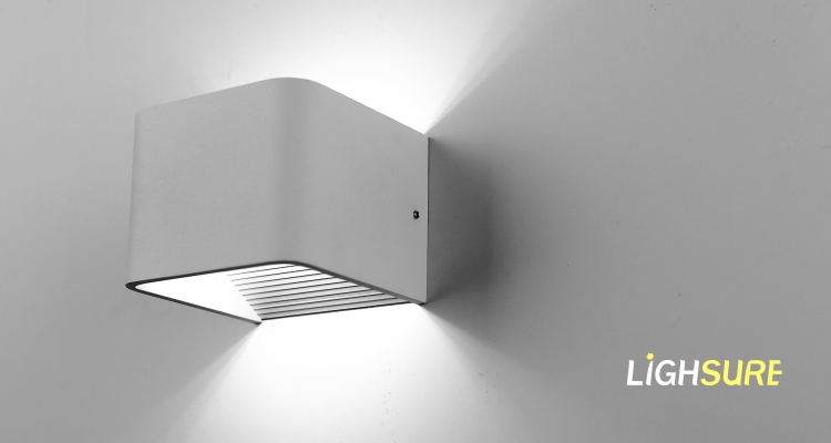 Ce Ul Led Exterior Wall Light Cube & Flexible Led Reading Wall ...