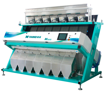 TAIHO S.PRECISION Plastic Color Sorter Plastic Machinery