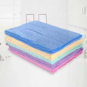 6643 Chamois Best Quality Drying Cloth Absorbent Cleaning Pva Magic Absorber Fabric Large Shammy Cycling Quick Dry Towels