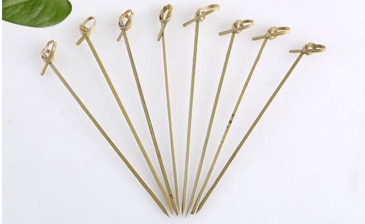 Small Bbq Dried Natural Bamboo Sticks - Buy Bamboo Sticks ...