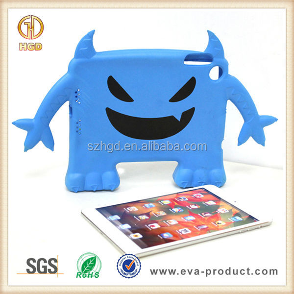 OEM Kids shockproof silicone case tablet PC for ipad mini