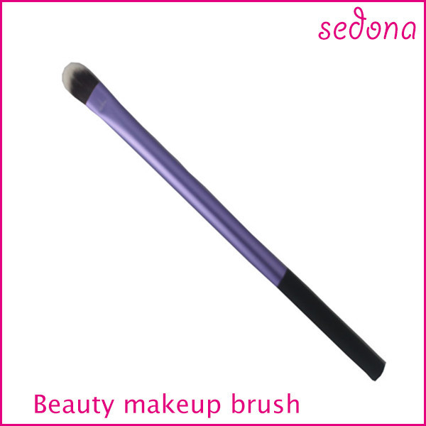 Eyeshadow brush, purple handle eye shadow, best eye shadow
