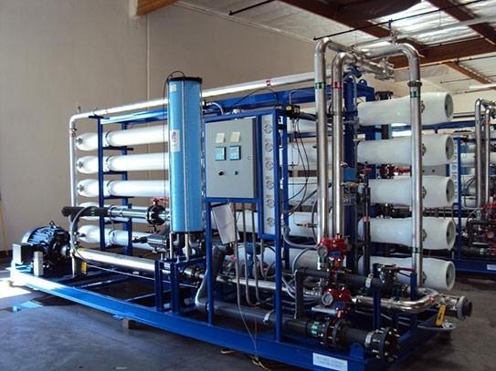 Mini Desalination Plant : High efficient ro seawater desalination plant brackish