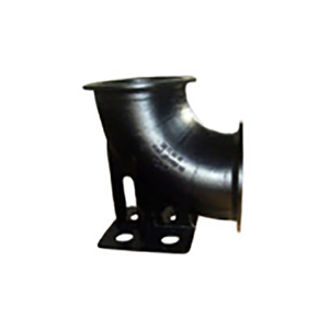 Ductile Iron Cast Grooved Cast Grooved Pipe Fittings