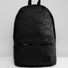 Backpack In Navy Quilted Design Mini cute bag