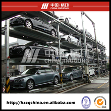 PXD type travelling stack and carport automated car parking garage