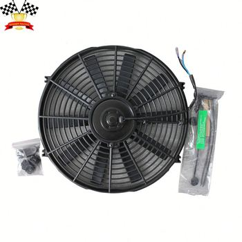 Best Chinese Brand Brushless Cooling Electric Radiator Fans
