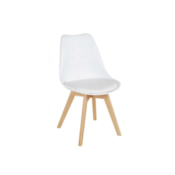 Modern Sillas Restaurante White Dining Chair Plastic Chairs
