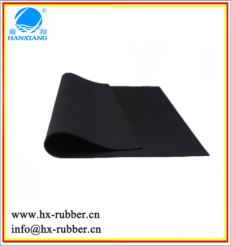 rubber yoga mat/rubber sheet home depot/silicone rubber sheet