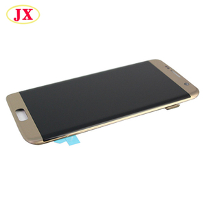 Hot Selling For Samsung S7 edge LED LCD Screen Display Assembly, For Samsung S7 edge Lcd Replacement With Good Quality