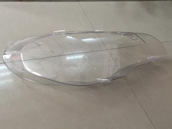 para bmw x5 e70 farol tampa da lente de vidro peças de reposição