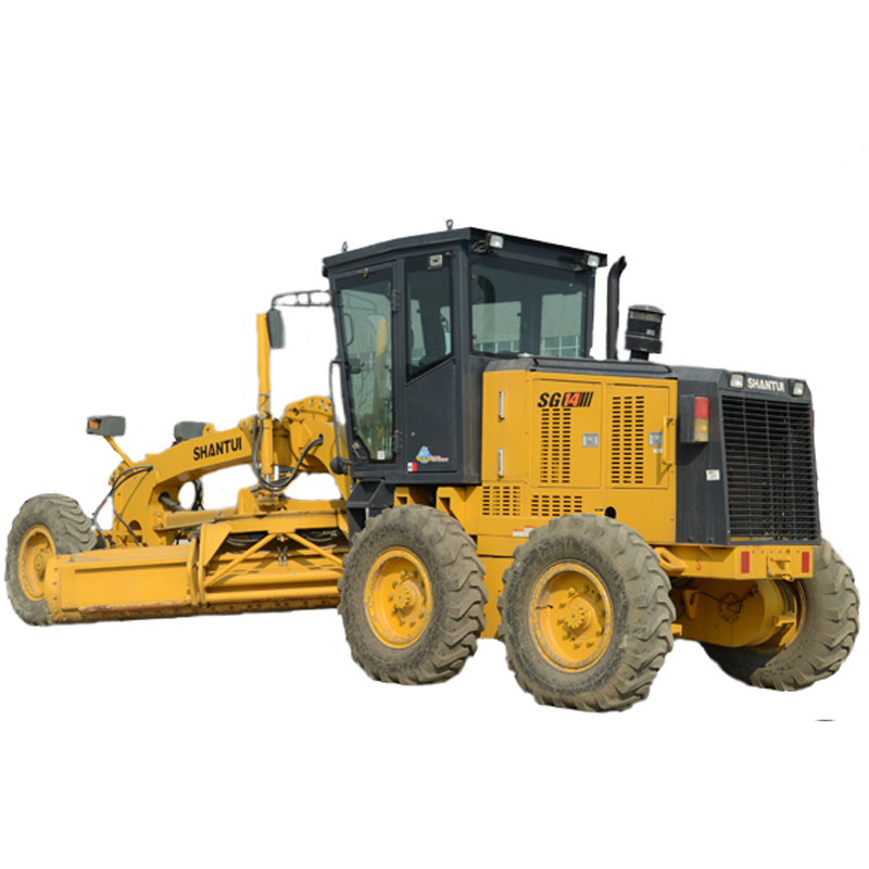 11.6t weight 150hp shantui motor grader price with ripper