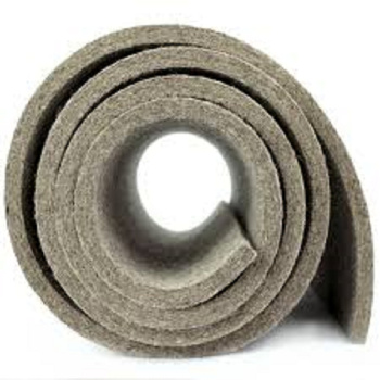 high quality eco-friendly 3 mm 100% natural high density felt 3mm 10mm thick 100 best quality chinesewoolfelt