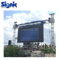 P4 led display 512x512 outdoor rental led display screen p6 PH2.5 SMD LED MODULE 160x160