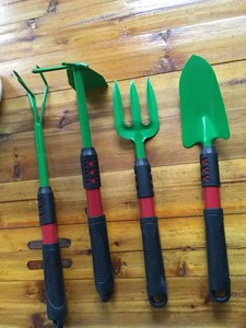 Kids tools set 4 in 1 multifunction garden tool set for sale