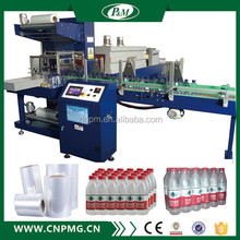 Automatic PE Film Packing Machine / Bottle Group Packing Machine