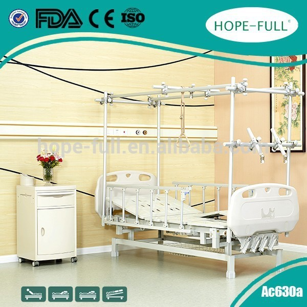 Good Quality Healthcare Easy removable manual hospital bed
