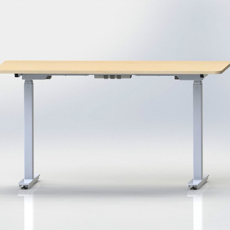 China Supplier Reasonable Price Electric Height Adjule Office Desk For Laptops Computer