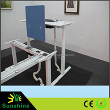 Manual and electric height adjustable tables, office table lift