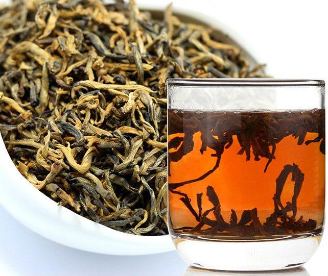 Premium Handmade Yunnan Red/Black Dian hong Tea - 4uTea | 4uTea.com