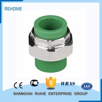 Industrial Plumbing New products Double Union ppr pipe fitting pipes & fittings manufacturers in india